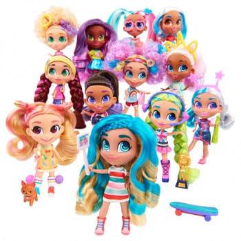 Коллекционные куклы Hairdorables