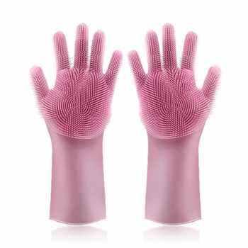 Универсальные для всего перчатки-губки Magic Brush