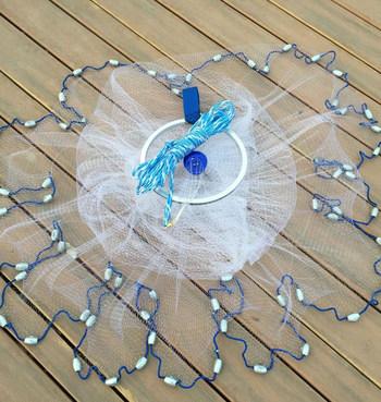 Кастинговая рыболовная сеть - FindFish