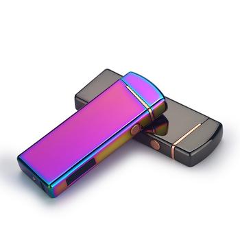 Новая стильная электроимпульсная USB-зажигалка