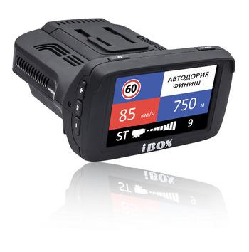 Видеорегистратор 5-го поколения - iBOX Combo F5