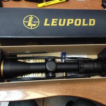 Leupold - оптический прицел для охоты