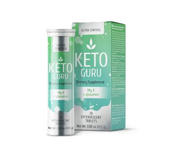Keto Guru - уникальное средство для похудения