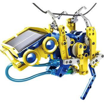 RoboKit 11 в 1 робот-конструктор на солнечных батареях