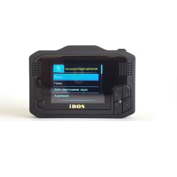 Видеорегистратор с радар-детектором IBOX F5 WIFI SIGNATURE A12