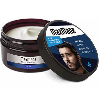 MaxMane - мощное средство от облысения для мужчин