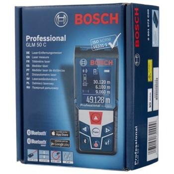 Лазерная рулетка Bosch glm 50 c