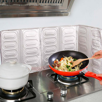 Универсальная Щит-заслонка для плиты