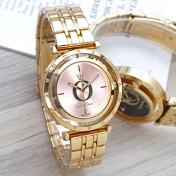 """Часы """"Pandora"""" + браслет с золотым покрытием (Узбекистан)"""