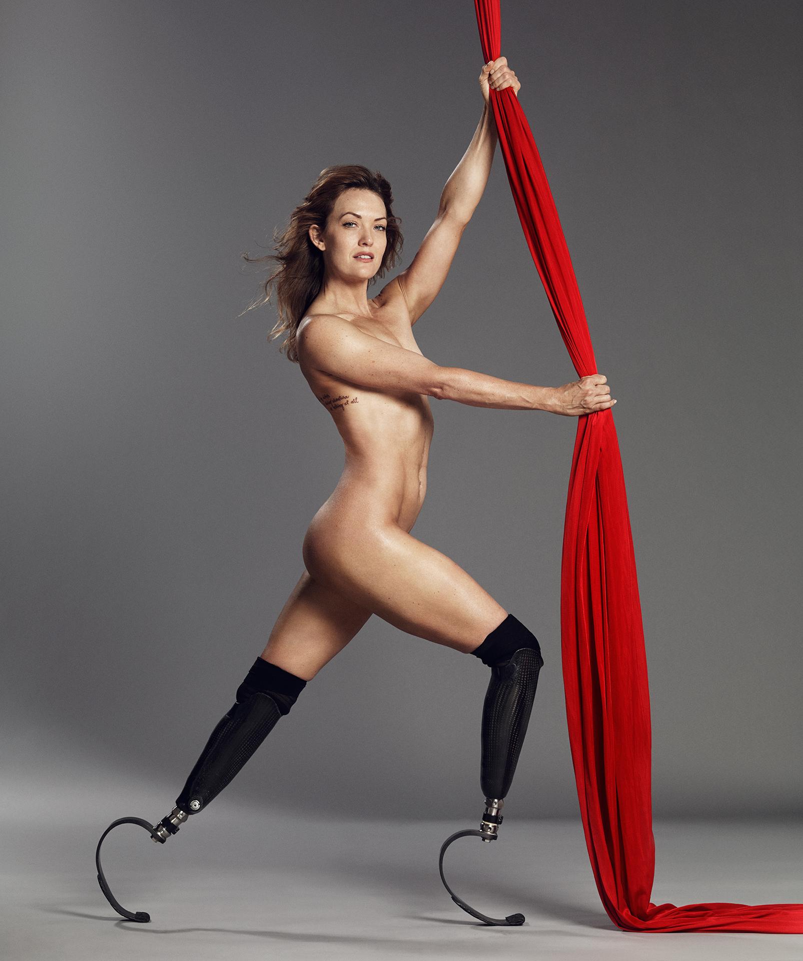 Amy Purdy, Amy Purdy Nude, Amy Purdy The Body Issue