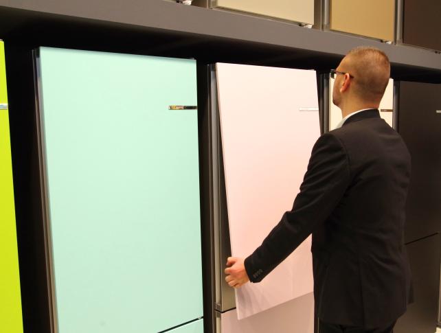 Bosch Vario Refrigerator doors