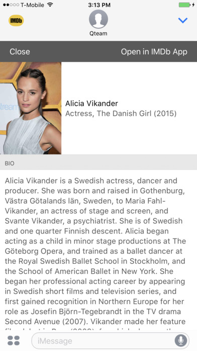 IMDb Filme & TV Screenshot