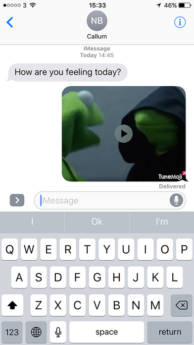 TuneMoji – Share Reaction Videos with Music Screenshot