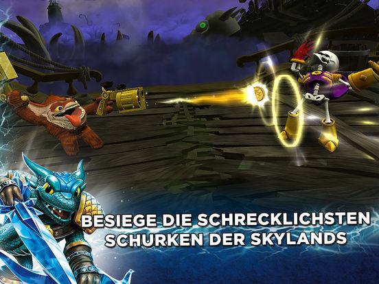 Skylanders Battlecast Screenshot