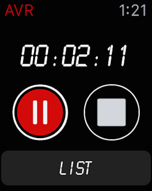 Awesome Voice Recorder Pro - ボイスレコーダー Screenshot