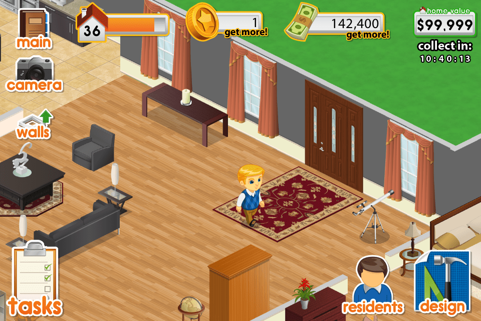 Iphone Games Design This Home Arshdeepjalal