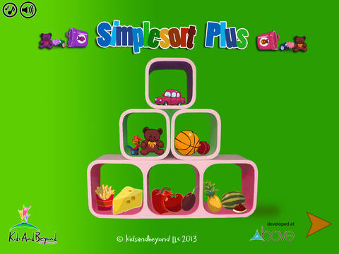SimpleSort Plus by KidsAndBeyond, LLC – Review