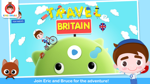Eric & Bruce Travel to Britain- Review