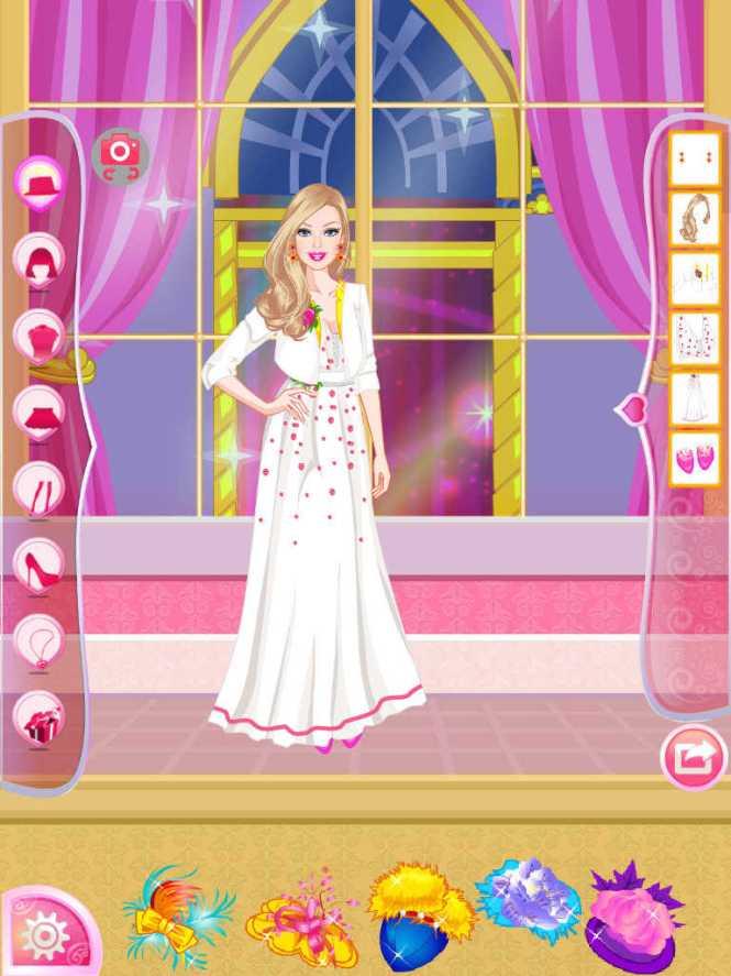 Celebrity Dress Up Games Mafa 11 Barbie Minions Make