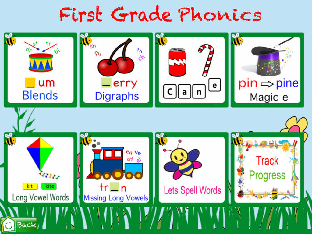 App Shopper Montessori First Grade Phonics Program With Phonemic Awareness Education