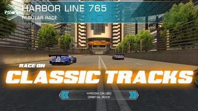 Screenshot do app Ridge Racer Slipstream
