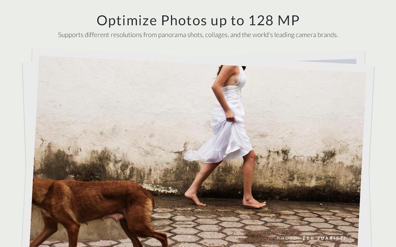 JPEGmini Pro for Mac 2.0.0 破解版 - Mac 上强大的图片无损压缩工具