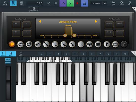 App Shopper: Cubasis LE 2 - Mobile Music Creation System ...