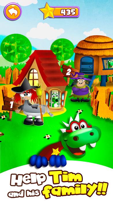 Dino Tim: Basic skills, preschool math activities Screenshot