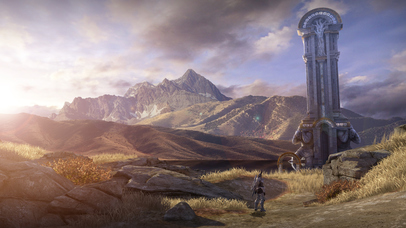 Screenshot do app Infinity Blade III