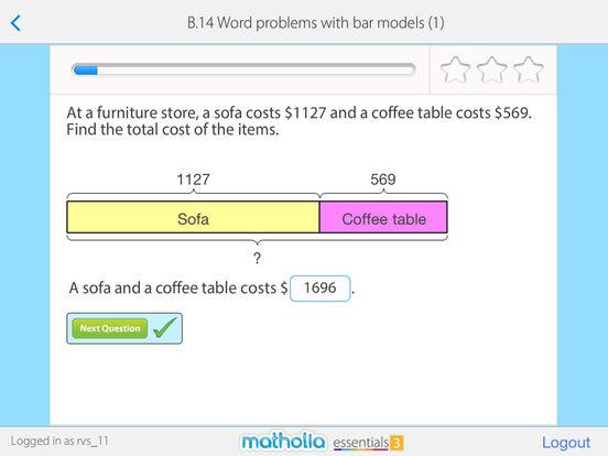Math Apps - Matholia