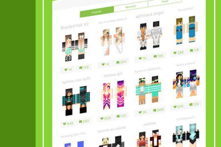 Minecraft Spielen Deutsch Minecraft Skin Stealer Name Mc Bild - Skinuri minecraft namemc