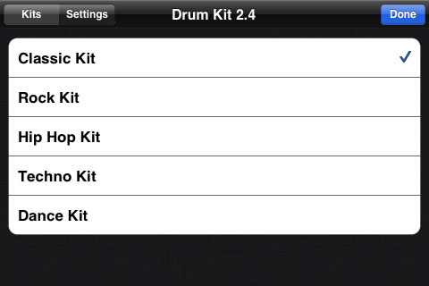 Drum Kit: As seen on TV!