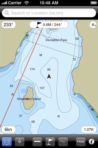 Charts&Tides (Great Lakes)