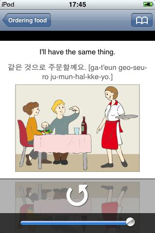 Jourist Visual PhraseBook Korean