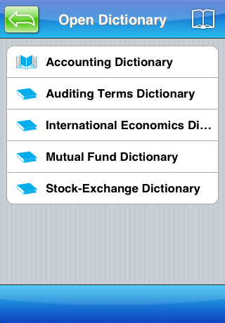 Business and Economics Dictionary
