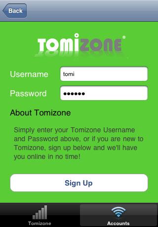 Tomizone