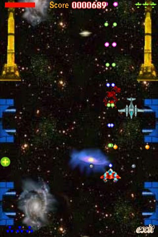 IBE Star Invader
