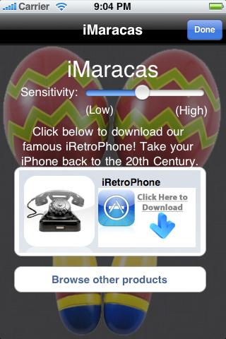 iMaracas
