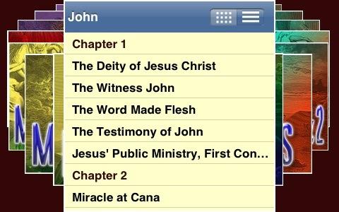 Acro Bible NAS