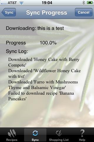 TinyKitchen Cooking App