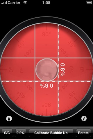 Clinometer - all in one level and slope finder