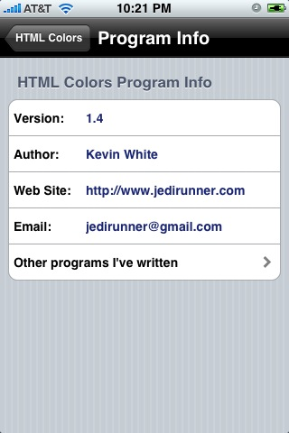 HTML Colors