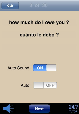 Spanish 4 - Phrases: Basic