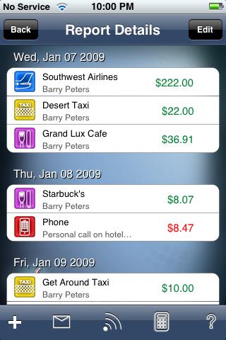 JetSet Expenses