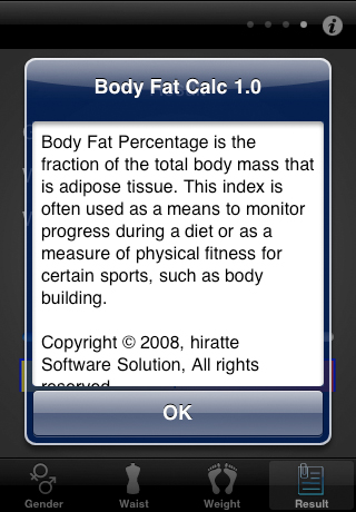 BodyFat Calc