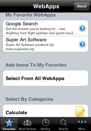 WebApps: 1800+