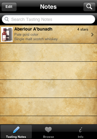 Whiskey Pad