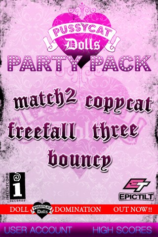 Pussycat Dolls Party Pack - Interscope
