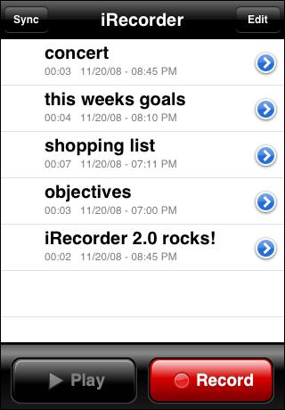 iRecorder Pro - Pocket Voice Recorder