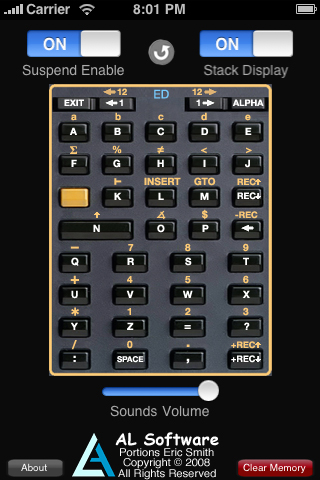 i41CX RPN Calculator